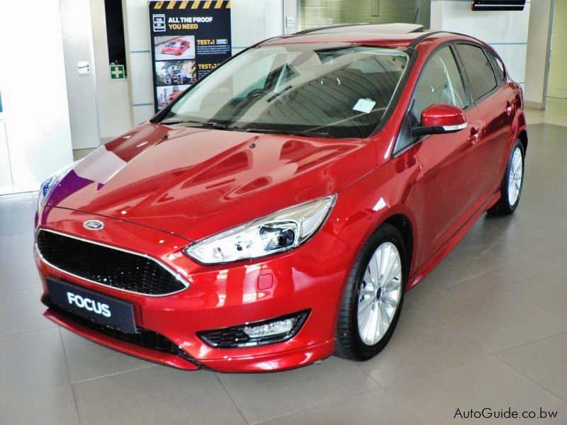 Pre-owned Ford Focus Ecoboost Trend for sale in