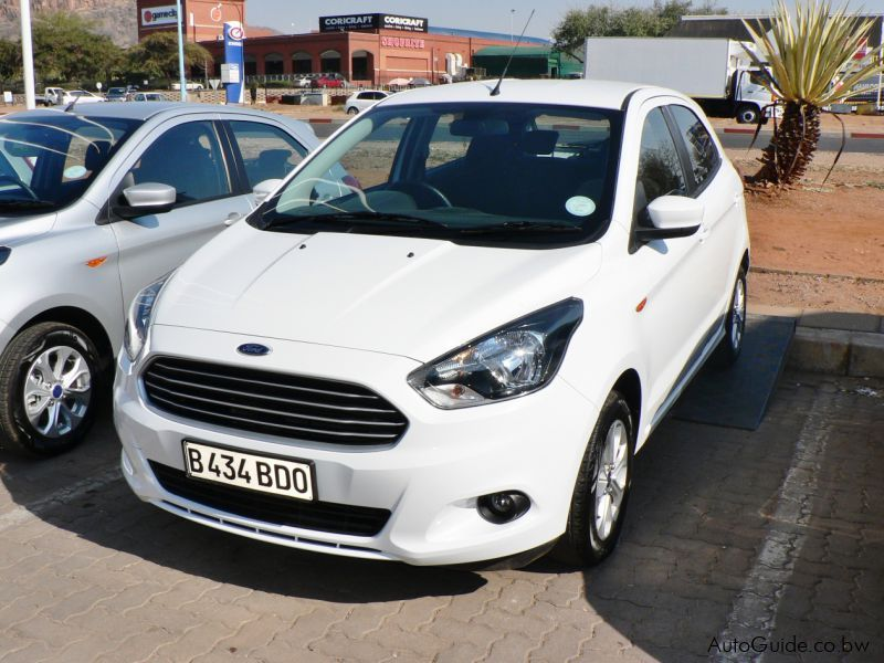 Pre-owned Ford Figo Trend for sale in