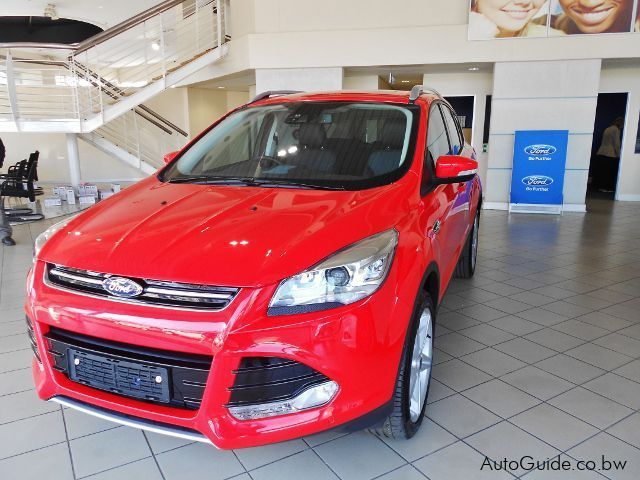 Pre-owned Ford Kuga Titanium Powershift for sale in Gaborone