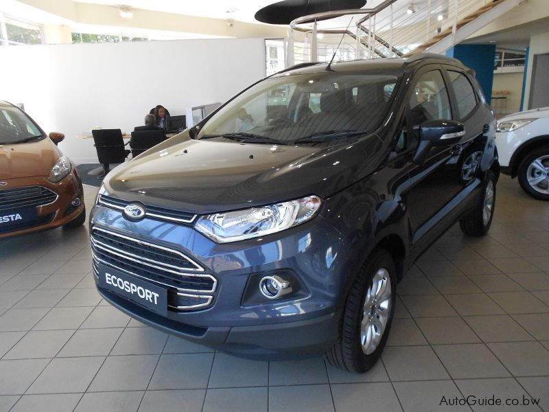 Pre-owned Ford Ecosport Titanium for sale in