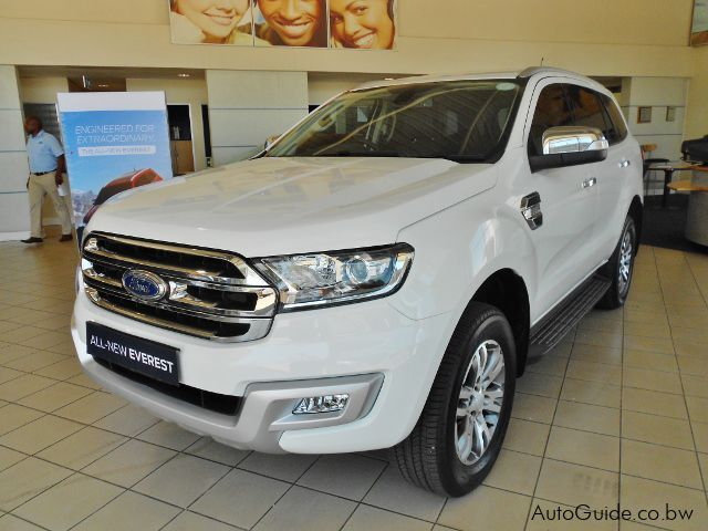 Pre-owned Ford Everest XLT for sale in Gaborone