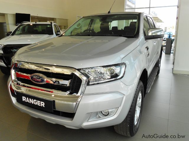 New Ford Ranger Wildtrak  for sale in Gaborone