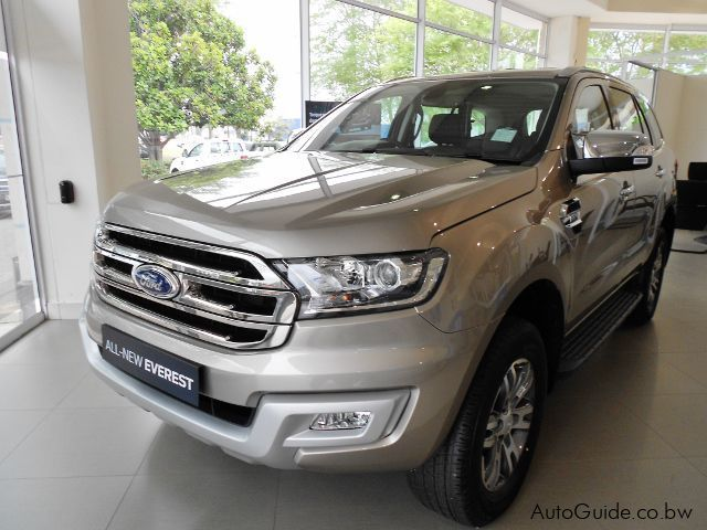 Pre-owned Ford Everest XLT for sale in