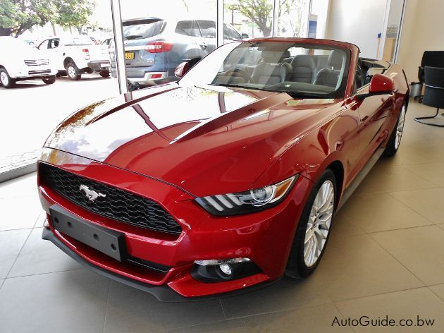 New Ford Mustang Ecoboost  for sale in Gaborone