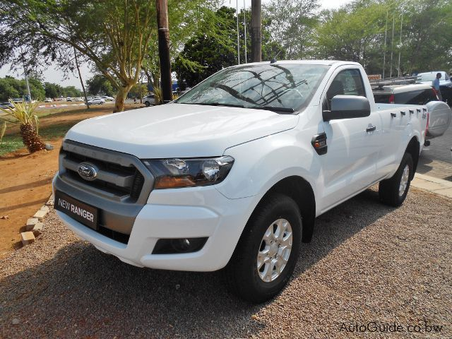 Pre-owned Ford Ranger TDCi XLS 6 M/T for sale in