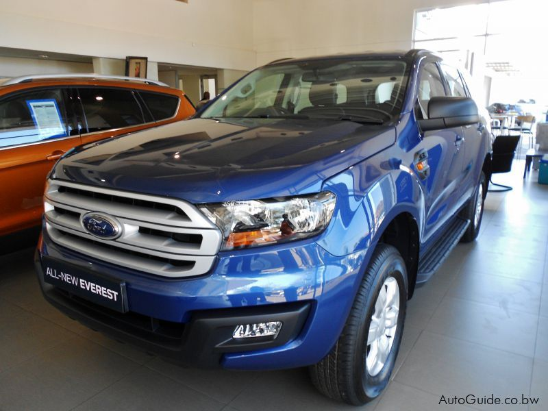 Pre-owned Ford Everest TDCi 4x4 XLS for sale in