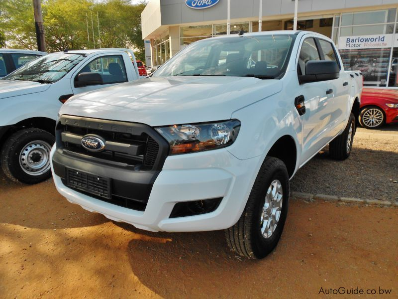 Pre-owned Ford Ranger 2.2 TDCi XL 6A/T for sale in