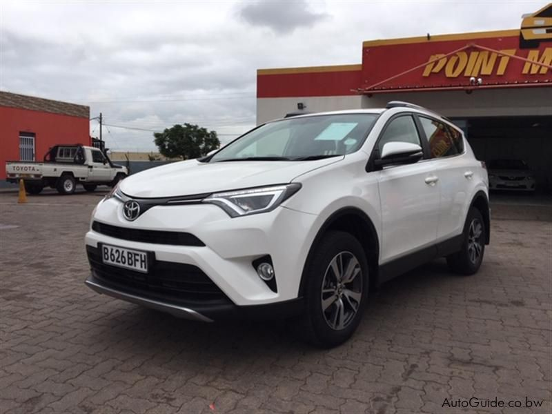 Pre-owned Toyota RAV4 GX for sale in