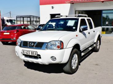 Pre-owned Nissan NP300 Hardbody for sale in