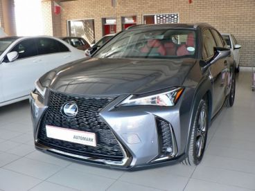 Pre-owned Lexus UX 200 F-Sport for sale in