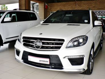 Pre-owned Mercedes-Benz ML 63 AMG for sale in