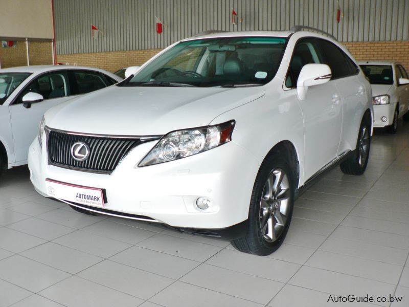 Pre-owned Lexus RX 350 Ex for sale in