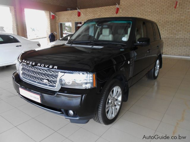 Used Land Rover Range Rover Vogue SX for sale in Gaborone