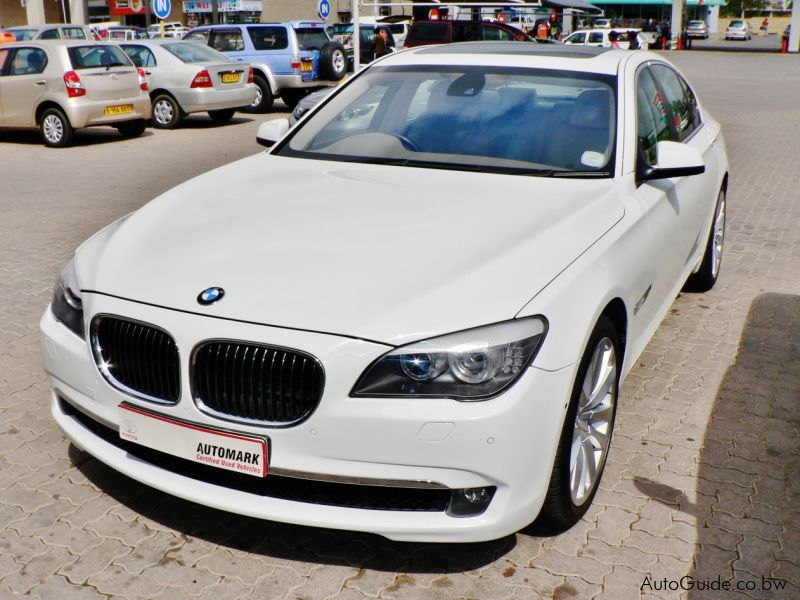 Pre-owned BMW 750i for sale in