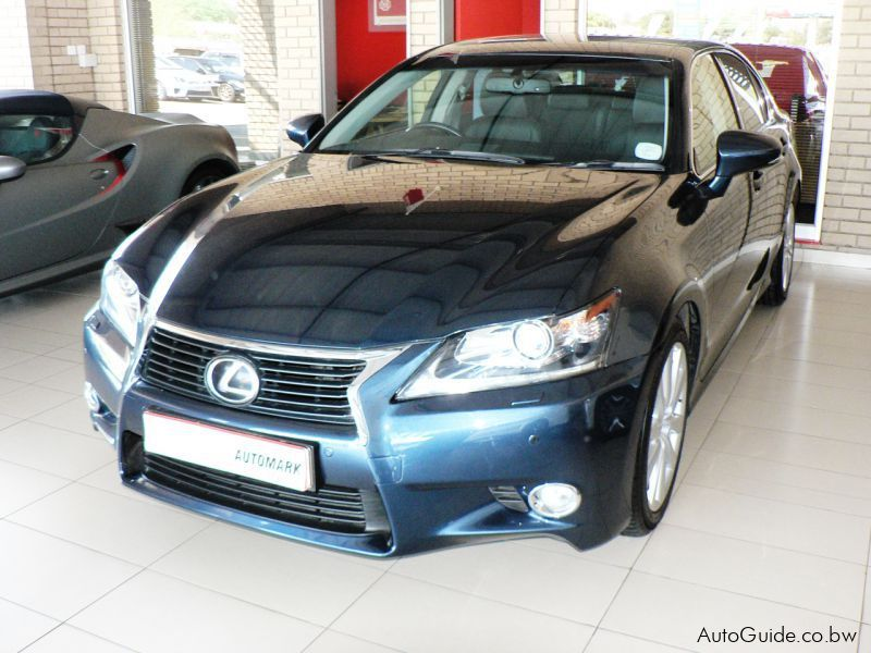 Pre-owned Lexus GS 350 Ex  for sale in