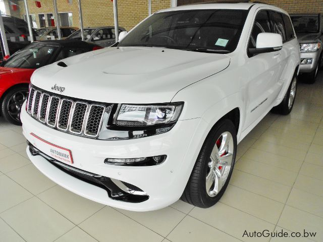 Used Jeep Grand Cherokee SRT for sale in Gaborone