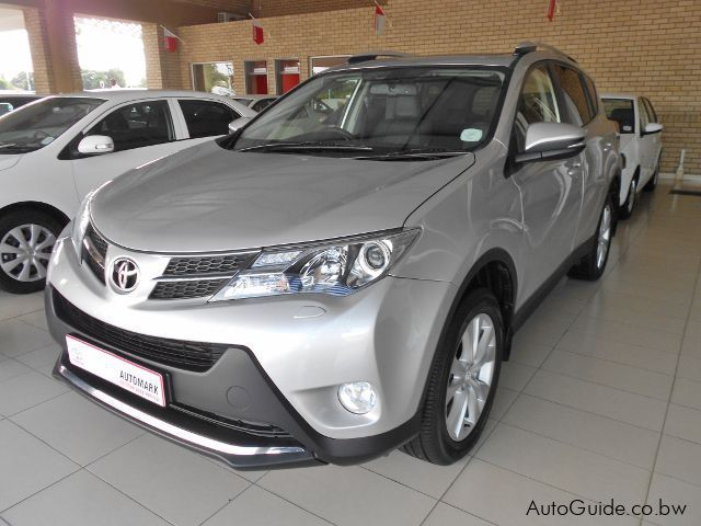 Pre-owned Toyota Rav 4 VX for sale in Gaborone