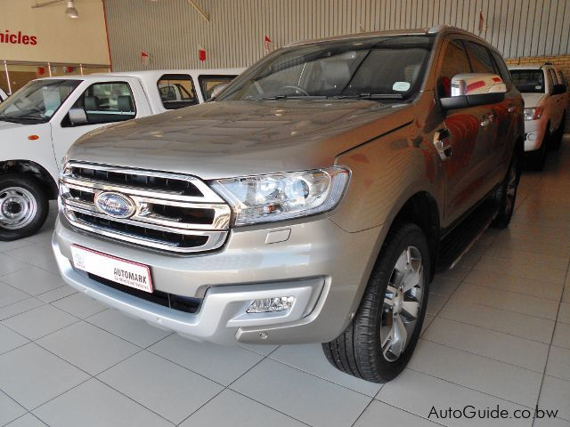 Used Ford Everest for sale in Gaborone