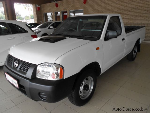 Used Nissan NP300 Hardbody for sale in Gaborone