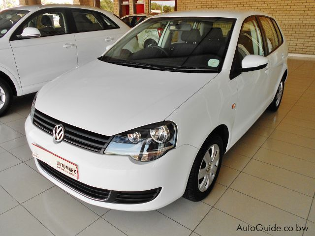 Pre-owned Volkswagen Polo Consept Line for sale in Gaborone