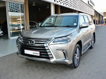 Pre-owned Lexus LX 570 for sale in