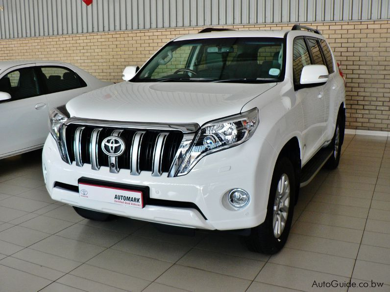 Pre-owned Toyota Land Cruiser Prado VX for sale in