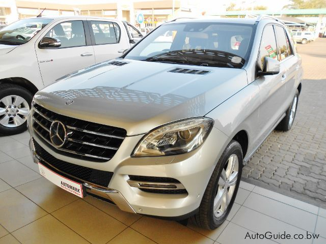 Pre-owned Mercedes-Benz ML350 BE for sale in