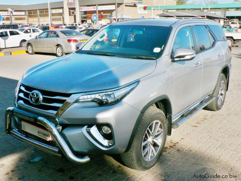Pre-owned Toyota Fortuner GD 6 for sale in