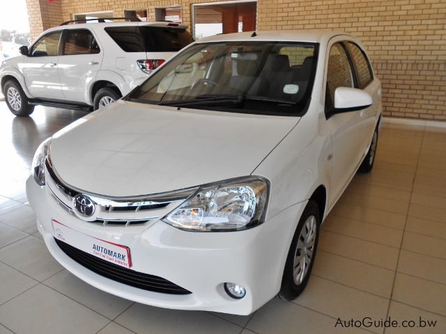 Used Toyota Etios xs for sale in Gaborone