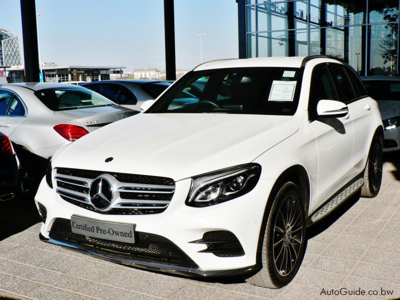 Pre-owned Mercedes-Benz GLC 250 D for sale in