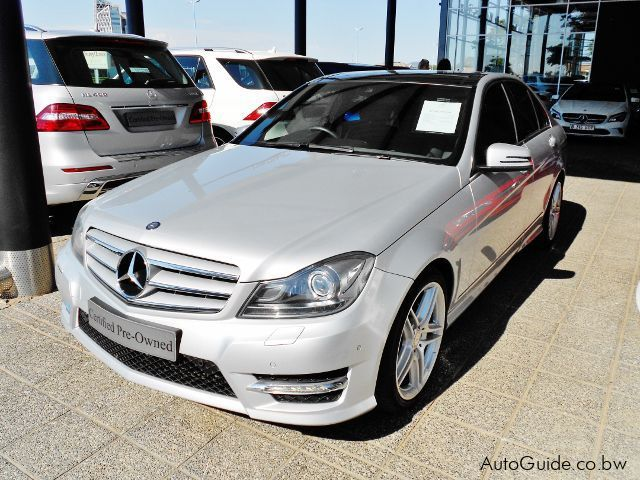 Used Mercedes-Benz C250 for sale in Gaborone