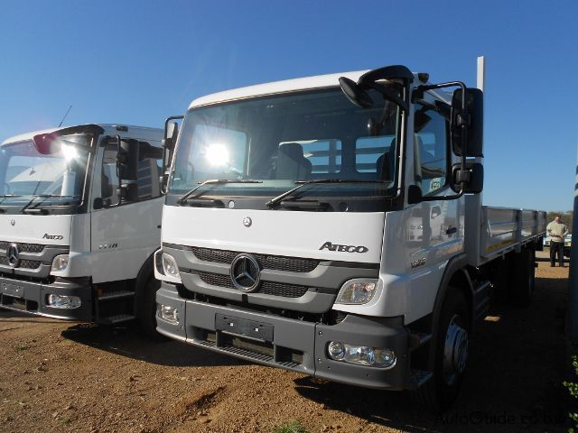 Used Mercedes-Benz 1528 Atego for sale in Gaborone