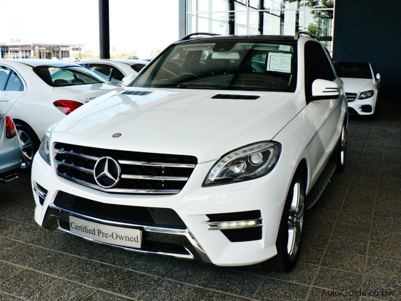 Pre-owned Mercedes-Benz ML 350D for sale in