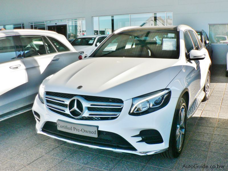 Pre-owned Mercedes-Benz GLC 220D for sale in
