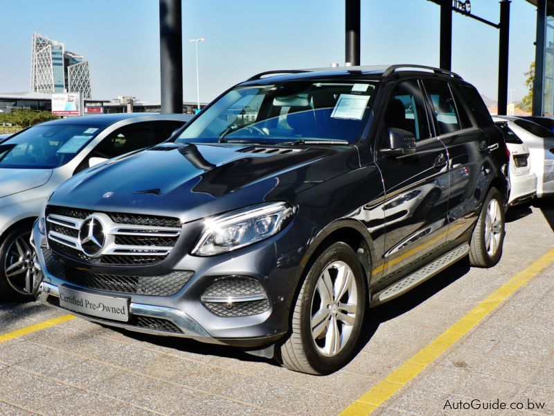 Pre-owned Mercedes-Benz GLE 400 for sale in