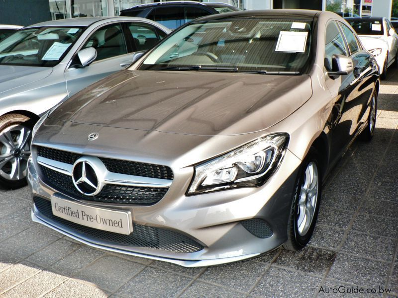 Pre-owned Mercedes-Benz CLA 200 for sale in
