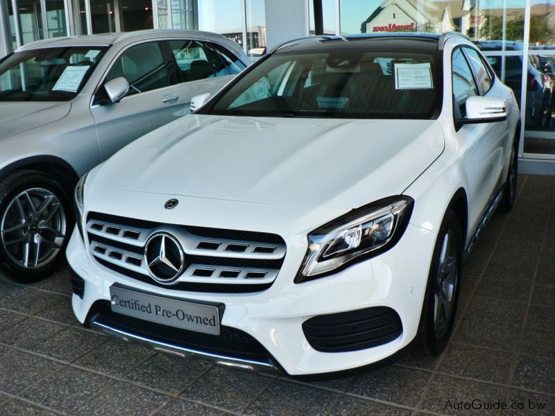 Pre-owned Mercedes-Benz GLA250 for sale in