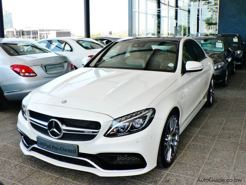Pre-owned Mercedes-Benz C63 AMG for sale in