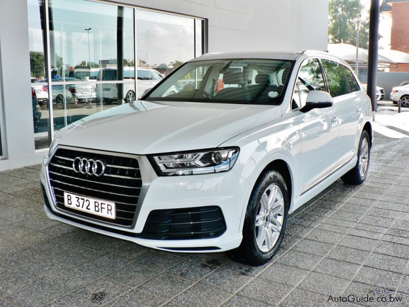Pre-owned Audi Q7 TDi for sale in