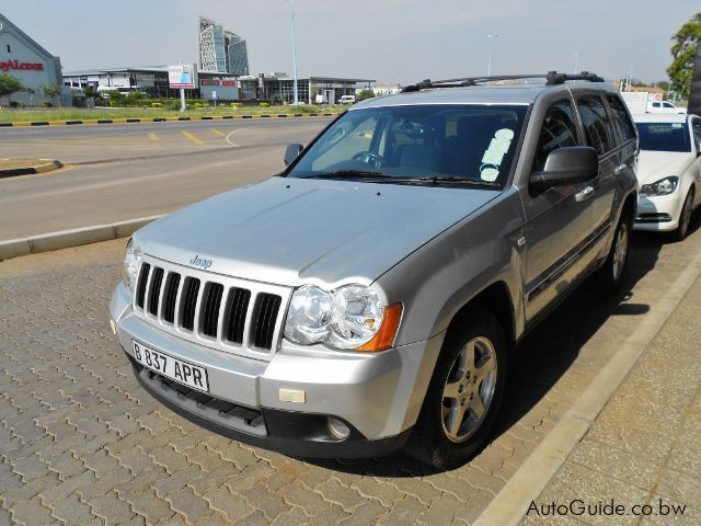 Pre-owned Jeep Grand Cherokee Laredo for sale in Gaborone