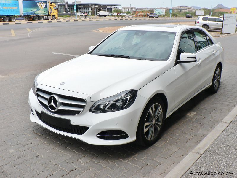 Pre-owned Mercedes-Benz E250 CDi for sale in