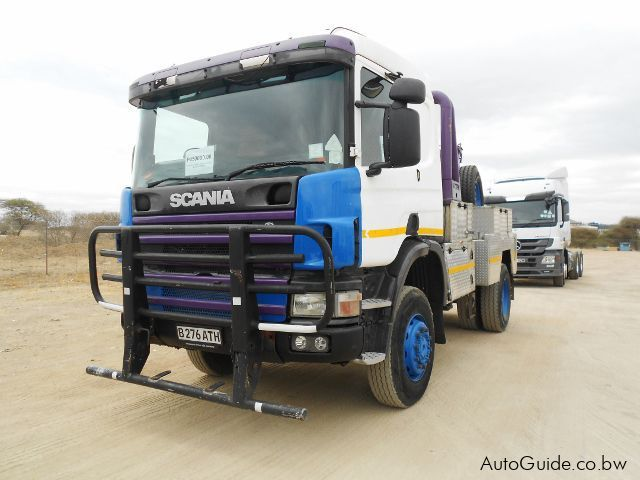 Used Scania Recovery for sale in Gaborone