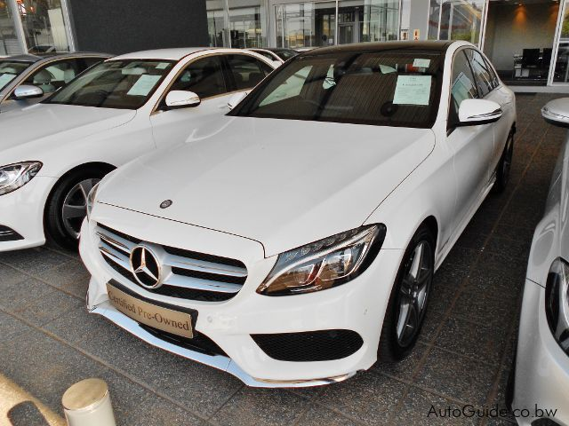 Used Mercedes-Benz C200 for sale in Gaborone