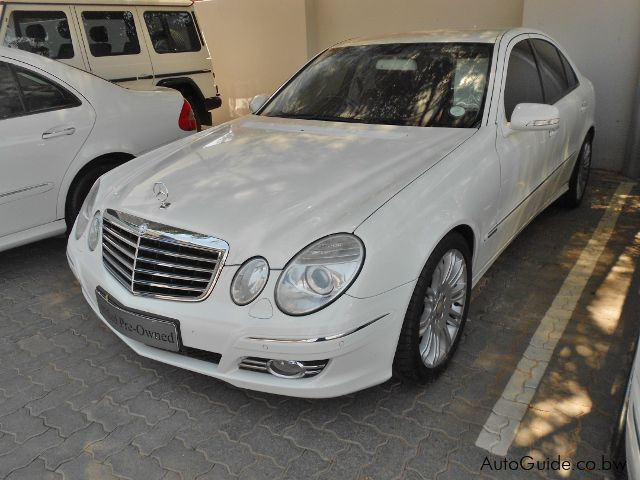 Pre-owned Mercedes-Benz E280 for sale in