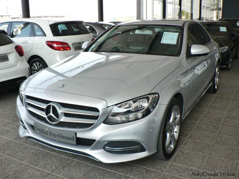 Pre-owned Mercedes-Benz C250 Bluetec for sale in