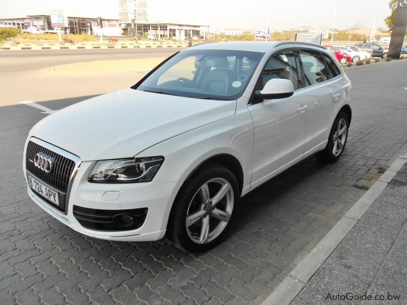 Pre-owned Audi Q5 Quattro for sale in