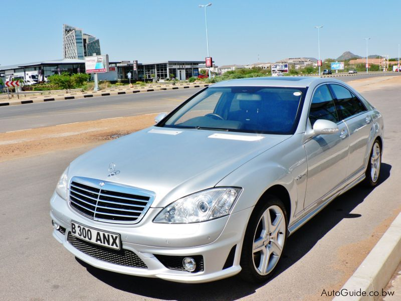 Pre-owned Mercedes-Benz S63 for sale in