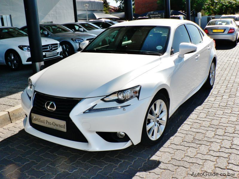 Pre-owned Lexus IS 350 for sale in