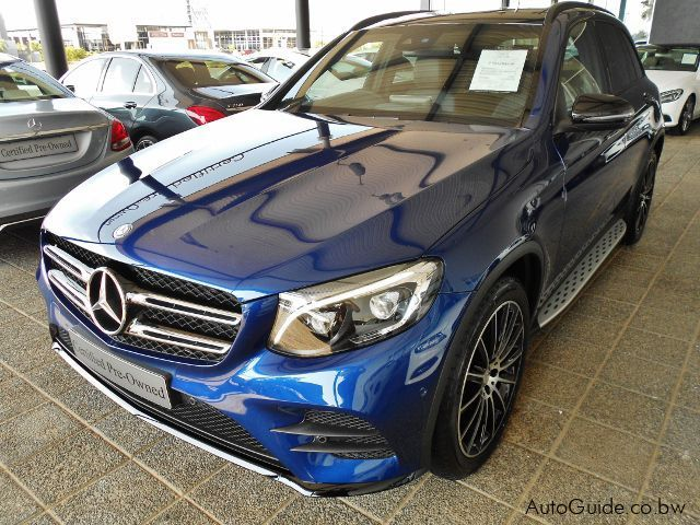 Pre-owned Mercedes-Benz GLC 300 for sale in Gaborone