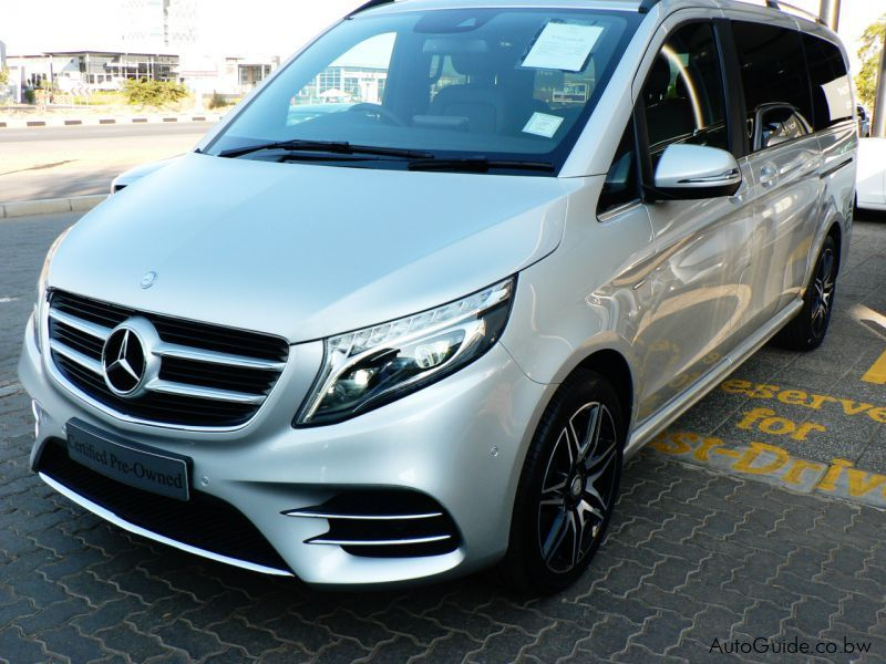 Pre-owned Mercedes-Benz Viano V220 D for sale in